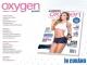 Oxygen Magazine Romania ~~ Coperta: Anca Bucur ~~ Martie-Aprilie 2016