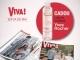 Promo pentru editia de Mai a revistei VIVA! ~~ Pret pachet: 9 lei