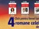 Seria de 4 romane celebre de Michel Zevaco ~~ 24 Iunie - 15 Iulie 2016 ~~ Pret: 10 lei/bucata