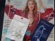 Inserturile editiei de Iulie a revistei Glamour Romania ~~ Pret pachet: 10 lei