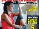 Running Mag ~~ Coperta: Corina Caragea ~~ Nr. 3 Iulie-August 2016