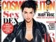 Cosmopolitan Magazine Romania ~~  Coperta: Ruby Rose ~~ Aprilie 2017