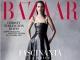 Harpers Bazaar Magazine Romania ~~  Coperta: Christy Turlington Burns ~~ Aprilie 2017