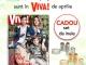 Promo pentru cadoul editiei de Aprilie 2017 a revistei VIVA! ~~ Pret pachet: 10 lei