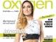 Oxygen Magazine Romania ~~ Coperta: Anca Bucur ~~ Nr 22 Iulie-August 2017