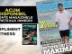 Running Mag si Suplimentul Fitness Mag ~~ Coperti: Ciprian Marica si Mihaela Radulescu ~~ Septembrie-Octombrie 2017