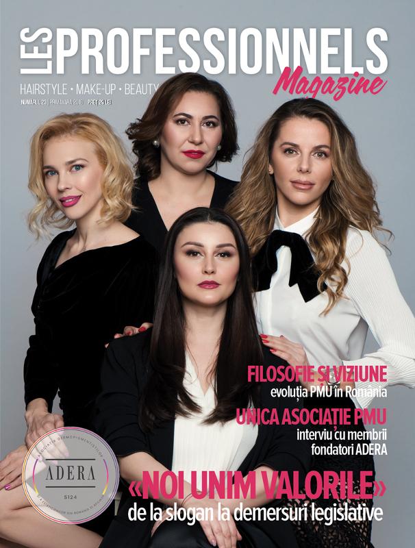 Les Professionnels Magazine ~~  Primavara 2018