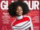 Glamour Magazine Romania ~~ Coperta: Lupita Nyong'o ~~ Martie 2018
