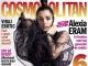 Cosmopolitan Magazine Romania ~~ Coperta: Alexia Eram ~~ Iunie 2018