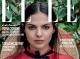ELLE Magazine Romania ~~ Coperta: Doina Ciobanu ~~ August 2018