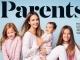 Revista PARENTS ~~ Coperta:  Jessica Aba ~~ Decembrie 2018 ~~ Pret: 15 lei