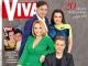 Revista VIVA! ~~ Coperta: Andreea Esc si familia ~~ Iunie 2019