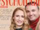 Psychologies Magazine Romania ~~ Coperta: Camelia Potec si Sebastian Tudor ~~ Nr. 135 Februarie 2021