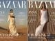 Harpers Bazaar Magazine Romania ~~ Coperta:  INNA ~~ Martie 2021