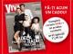 Promo revista VIVA! ~~ Pret pachet revista si produs cosmetic = 12 lei ~~ Aprilie 2021