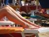 Crema de protectie solara cu factor mare trebuie sa fie in capul listei cu lucruri de luat la plaja.
