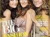 Marie Claire US :: Ginnifer Goodwin & Drew Barrymore & Jennifer Aniston :: Martie 2009