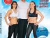 Miss Sport :: Cover DVD exercitii cu Andrei Cristian Anghel :: Aprilie 2009