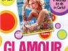 Coperta revistei Glamour, August 2008