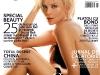 Coperta revista The One, August 2008