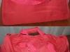 Geanta maxi de voiaj rosie :: cadou la revista InStyle :: August 2009