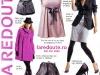 Promo laredoute.ro in revista Look! Romania, Decembrie 2008