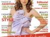 Coperta revistei Look! Romania, Decembrie 2008 (Coperta Diana Munteanu)
