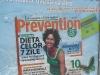 Promo revista Prevention, Iulie 2008