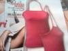 Top rosu ce se leaga dupa gat :: cadoul Beau Monde :: Iulie 2009