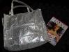 Cadoul revistei Glamour, Iunie 2008 (geanta argintie)
