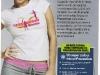 Cadoul revistei Prevention, Iunie 2008 (tricou)