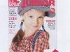 Coperta revistei Ce se intampla, Doctore? Junior, Noiembrie 2008