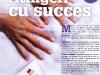 Promo crema Neutrogena cadou la revista Unica de Noiembrie 2008