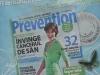 Promo revista Prevention, Octombrie 2008