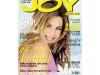 Coperta revistei Joy, Septembrie 2008