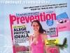 Coperta revistei Prevention, Septembrie 2008