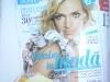 Beau Monde Style :: Uma Thurman :: Promo cadou masca de par L´Oreal Paris Elsève :: Septembrie 2009
