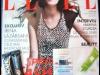 Elle :: Cover girl Irina Lazareanu :: Inserturi :: Septembrie 2009