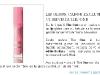 The One :: Cadou Luciu pentru buze Oriflame Beauty Pop Glam Plump and Gloss :: Septembrie 2009