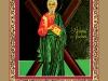 Iconita Sfantului Andrei, cadou la revista Libertatea pentru femei din 29 Noiembrie 2010