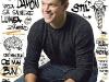 Esquire ~~ Matt Damon ~~ Octombrie 2009