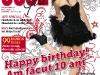 Cool girl ~~ Editia aniversara 10 ani ~~ Cover girl: Nina Dobrev ~~ Octombrie 2010
