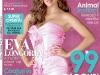 Bolero ~~ Cover girl: Eva Longoria ~~ Decembrie 2010