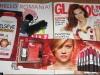 Glamour Romania ~~ Cadou si inserturi ~~ Februarie 2010