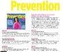 Prevention Romania ~~ Cuprinsul editiei de Decembrie 2009
