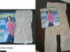 Pantalonii-corset cadou la revista Prevention, Decembrie 2009