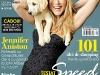 Bolero ~~ Coperta: Jennifer Aniston ~~ Aprilie 2010