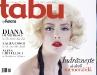 Tabu ~~ Cover girl coperta 2: Diana Dumitrescu ~~ Aprilie 2010