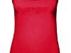 Rochie rosie de vara, din bumbac, cadou la Cosmopolitan din Mai 2010