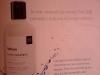 The OIne ~~ Promo cadou lotiune micelara Ivatherm ~~ Mai 2010